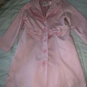 Pink 3T-4T PeaCoat by Gymboree